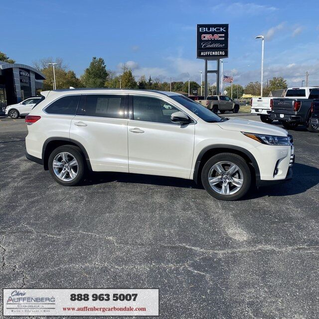 2017 Toyota Highlander Limited Carbondale IL