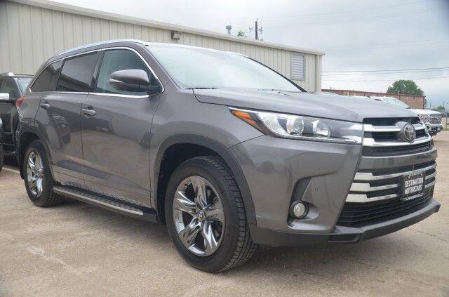 2017 Toyota Highlander Limited Wylie TX
