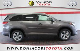 Toyota Highlander Limited Milwaukee WI
