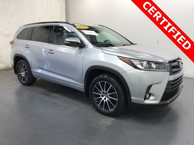 2017 Toyota Highlander SE AWD Holland MI