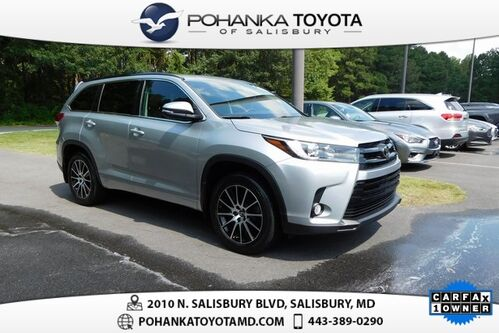 2017_Toyota_Highlander_SE CERTIFIED/REDUCED_ Salisbury MD