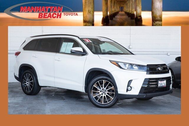 2017 Toyota Highlander SE Manhattan Beach CA