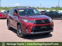 2017 Toyota Highlander SE South Burlington VT