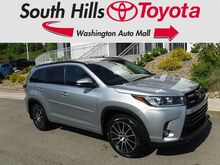 2017_Toyota_Highlander_SE_ Washington PA