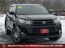 2017 Toyota Highlander SE White River Junction VT
