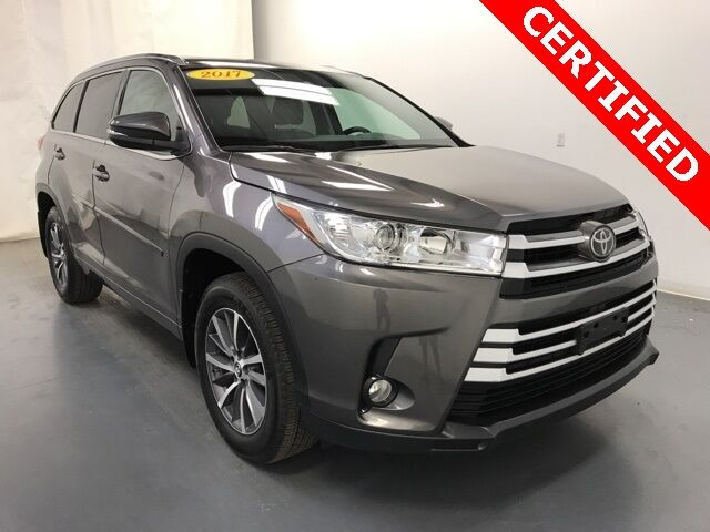 2017 Toyota Highlander XLE AWD Holland MI