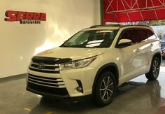 2017_Toyota_Highlander_XLE_ Central and North AL