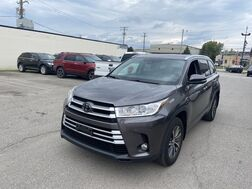 2017_Toyota_Highlander_XLE_ Cleveland OH