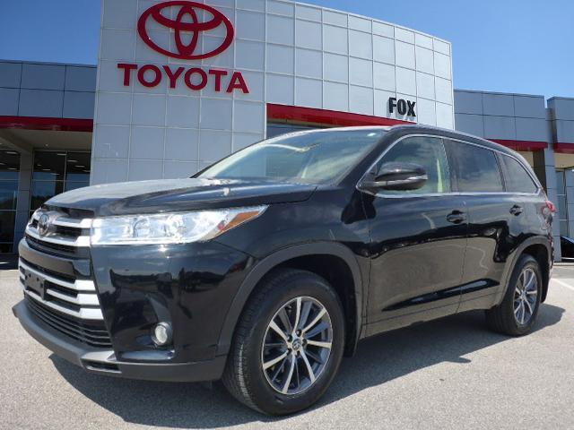 2017 Toyota Highlander XLE Clinton TN