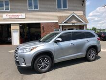 2017_Toyota_Highlander_XLE_ East Windsor CT