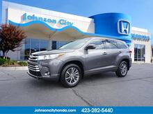 2017_Toyota_Highlander_XLE_ Johnson City TN