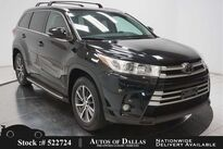 Toyota Highlander XLE NAV,CAM,SUNROOF,HTD STS,BLIND SPOT,3RD ROW 2017