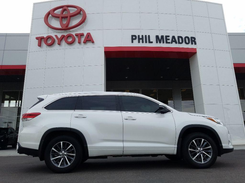2017 Toyota Highlander XLE Pocatello ID