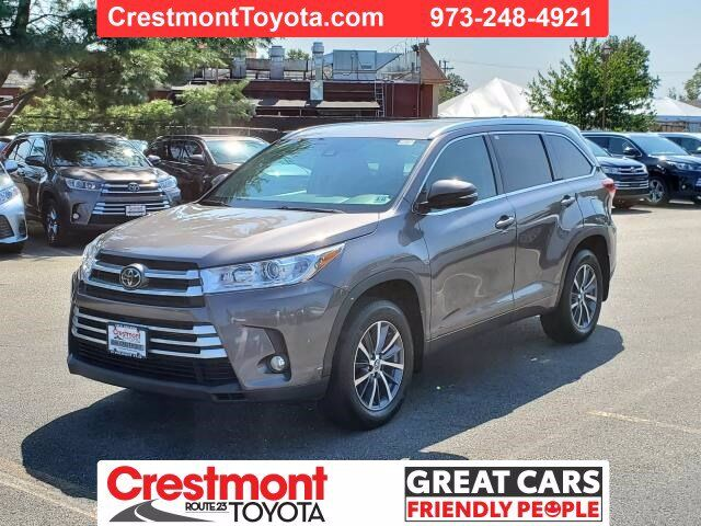 2017 Toyota Highlander XLE Pompton Plains NJ