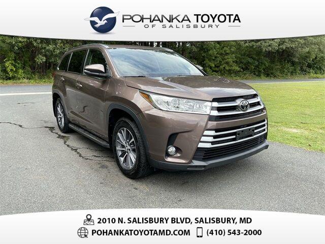 2017 Toyota Highlander XLE Salisbury MD