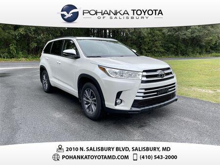 2017_Toyota_Highlander_XLE_ Salisbury MD