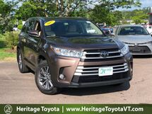 2017 Toyota Highlander XLE South Burlington VT