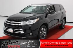 2017_Toyota_Highlander_XLE_ St. Cloud MN