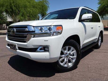2017 Toyota Land Cruiser  Scottsdale AZ