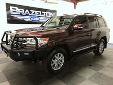 Toyota Land Cruiser ARB Bumper, Warn Winch, Leveling Kit 2017