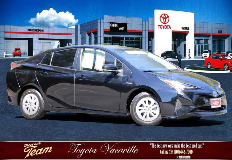 2017 Toyota PRIUS Two Hatchback Vacaville CA