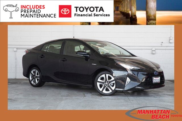 2017 Toyota Prius Four Touring Manhattan Beach CA