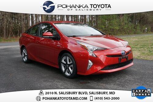 2017_Toyota_Prius_Four Touring_ Salisbury MD