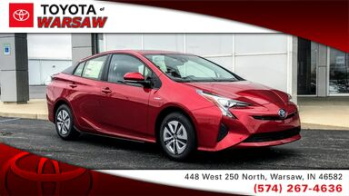 2017_Toyota_Prius_Four_ Warsaw IN