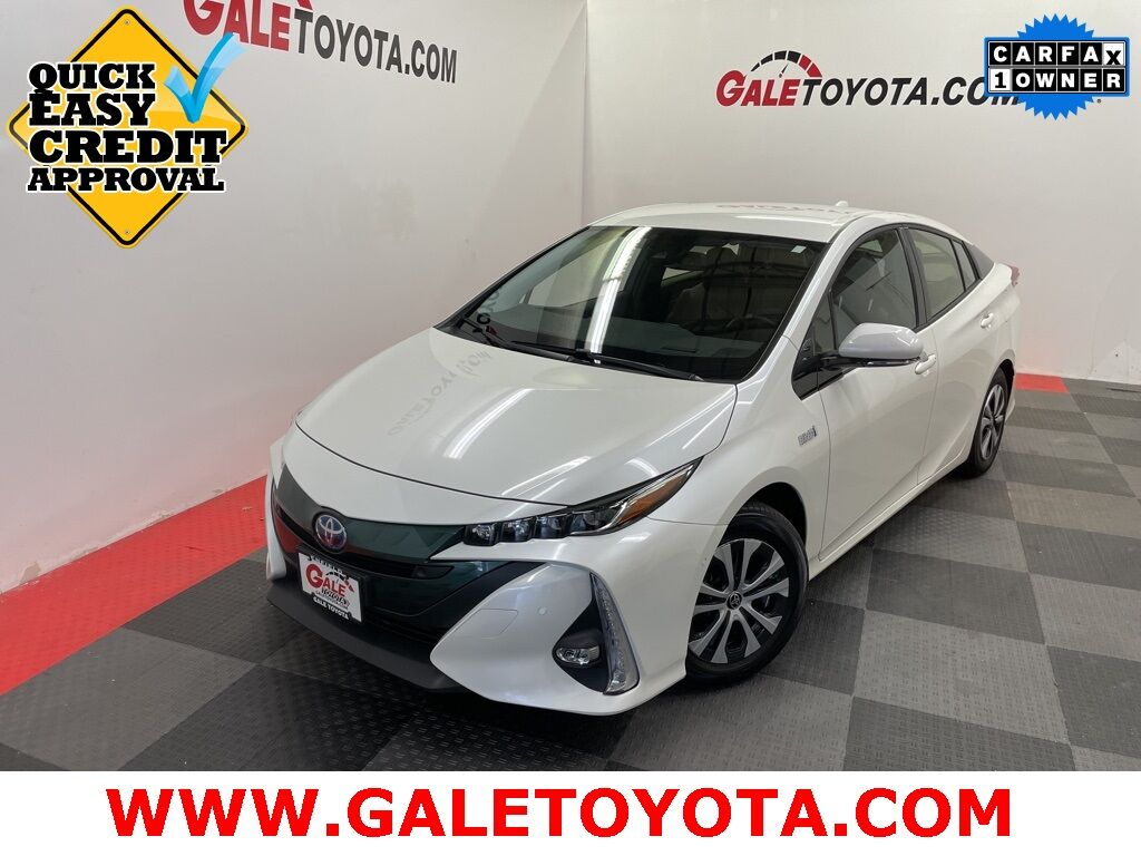 2017 Toyota Prius Prime Advanced Enfield CT