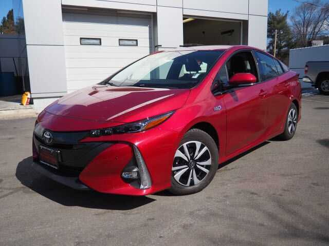 2017 Toyota Prius Prime Advanced Lexington MA