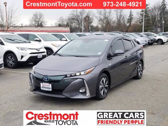 2017 Toyota Prius Prime Advanced Pompton Plains NJ
