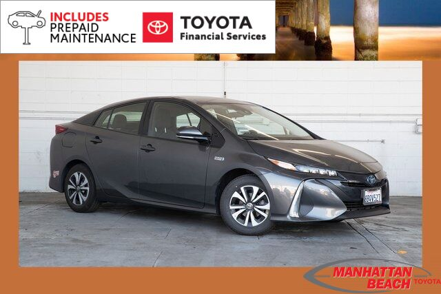 2017 Toyota Prius Prime Plus Manhattan Beach CA