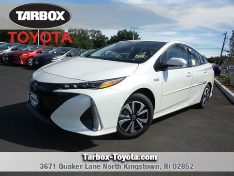 2017_Toyota_Prius Prime_Plus_ North Kingstown RI