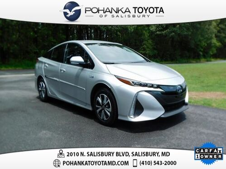 2017_Toyota_Prius Prime_Plus_ Salisbury MD