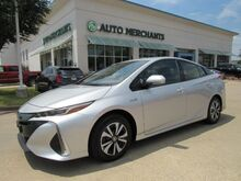 2017_Toyota_Prius Prime_Premium LEATHER, NAVIGATION, KEYLESS START, BACKUP CAMERA, ADAPTIVE CRUISE CONTROL_ Plano TX