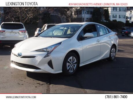 2017 Toyota Prius Three Lexington MA