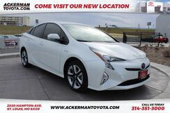 2017_Toyota_Prius_Three Touring_ St. Louis MO