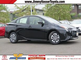2017_Toyota_Prius_Three_ Napa CA