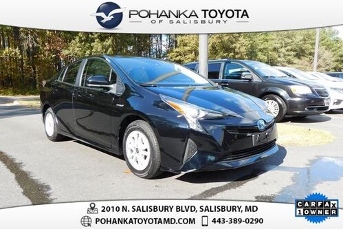2017_Toyota_Prius_Two CERTIFIED BLOWOUT_ Salisbury MD