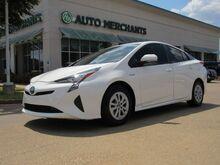 2017_Toyota_Prius_Two CLOTH SEATS, KEYLESS START, BACKUP CAMERA, BLUETOOTH, UNDER FACTORY WARRANTY_ Plano TX