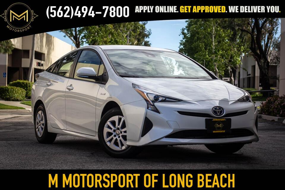 2017_Toyota_Prius_Two Hatchback 4D_ Long Beach CA