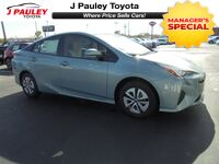 Toyota Prius Two Model Year Closeout! 2017