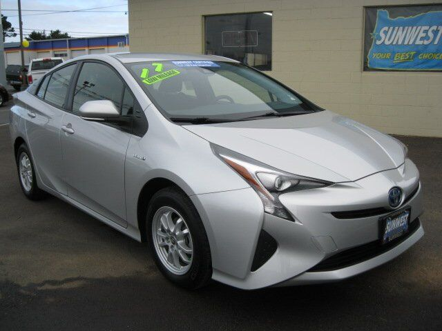 2017 Toyota Prius Two Newport OR