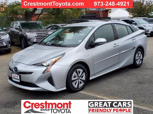 2017 Toyota Prius Two Pompton Plains NJ