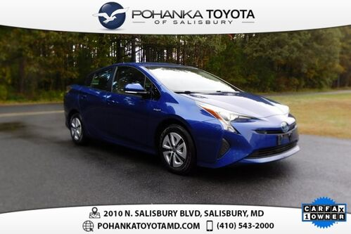2017_Toyota_Prius_Two_ Salisbury MD