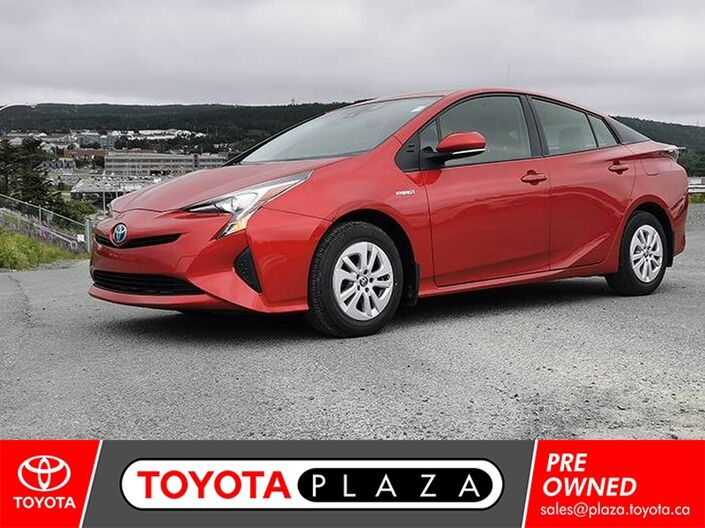 2017 Toyota Prius Two St. Johns NL