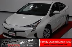 2017_Toyota_Prius_Two_ St. Cloud MN