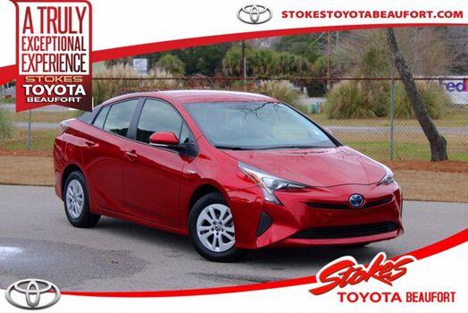 2017_Toyota_Prius_Two_ Aiken SC
