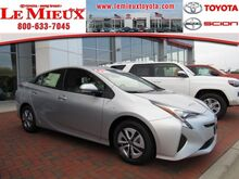 2017_Toyota_Prius_Two_ Green Bay WI