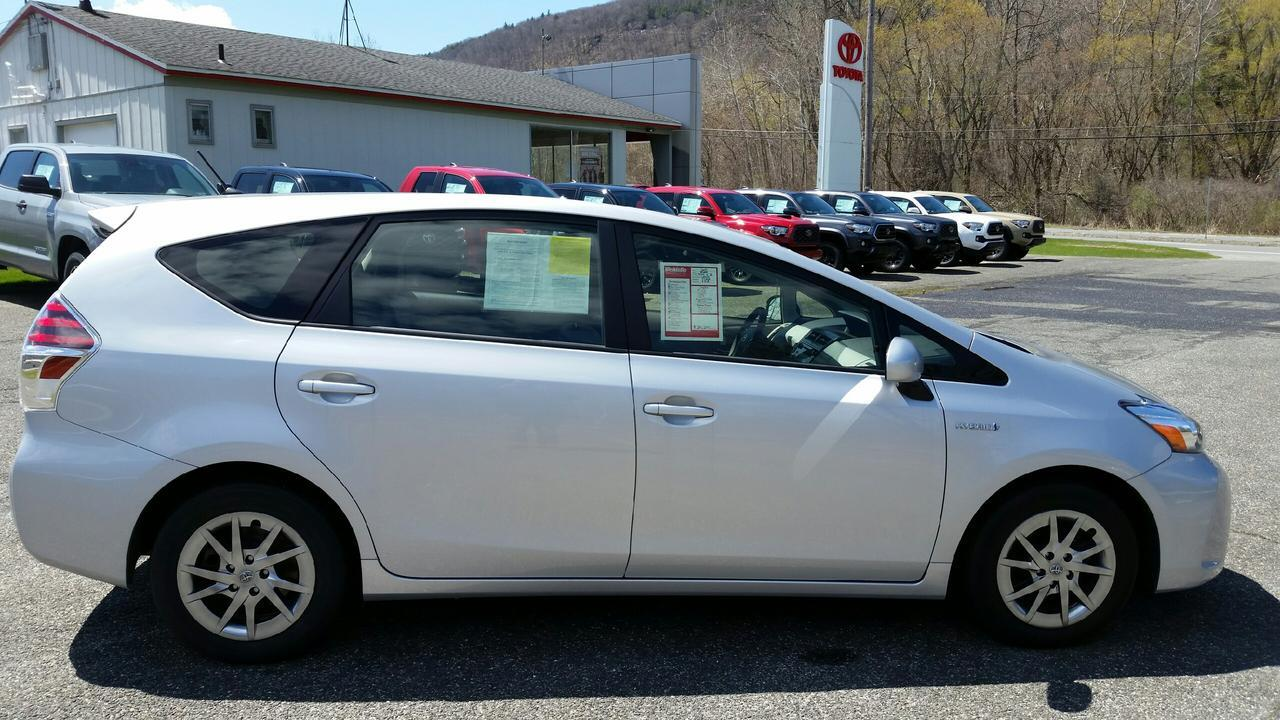 2017 Toyota Prius V Two North Adams MA